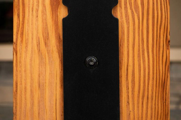 timber frame mounting bracket
