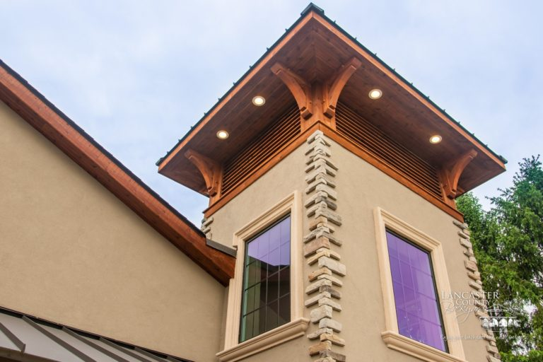 attractive custom timber frame joinery in new jersey