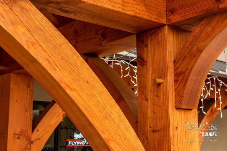 majestic timber framing
