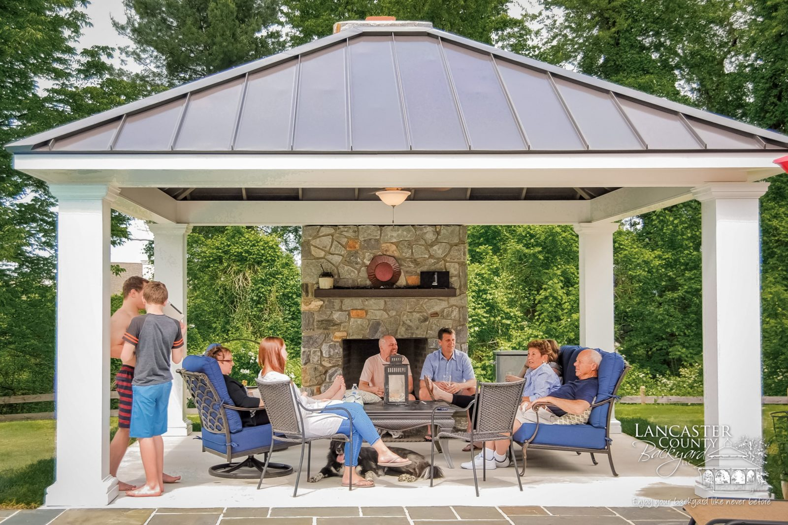 contemporary pavilion design from lancaster pa copy