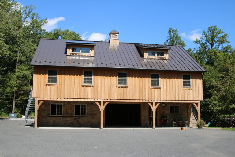 timber frame construction near me