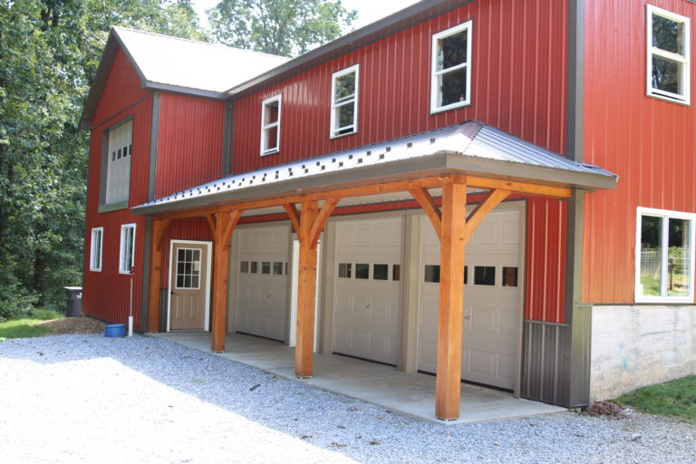 timber frame construction pa