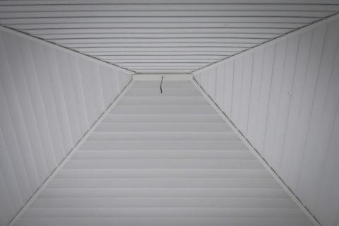 vinyl ceiling on lancaster pavilion