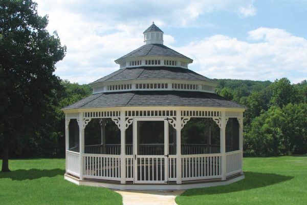 get fresh backyard gazebo ideas