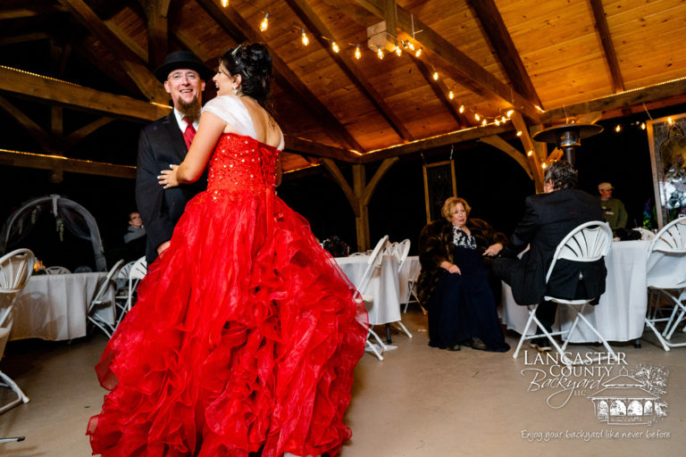 wedding pavilion in virginia