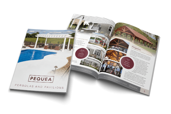 pergolas and pavilions catalog