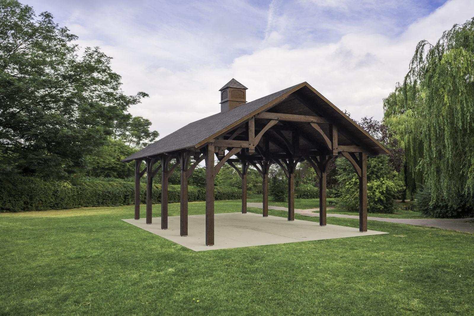 The Denali Pavilion
