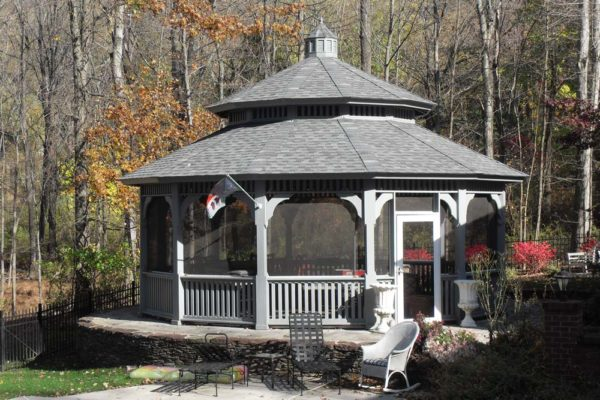 backyard gazebos ideas in lancaster county