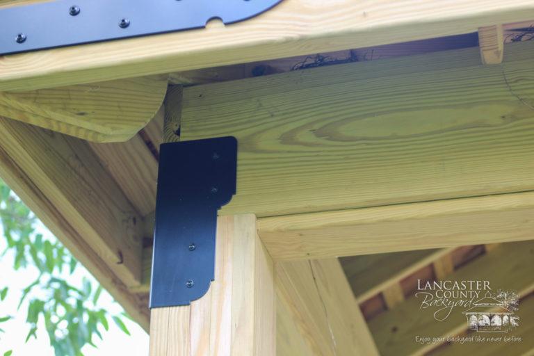 20x20 wood pavilion10