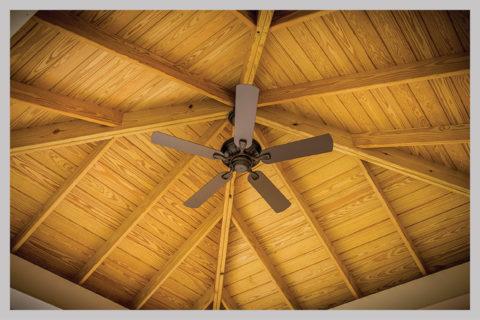 Standard Wood Ceiling