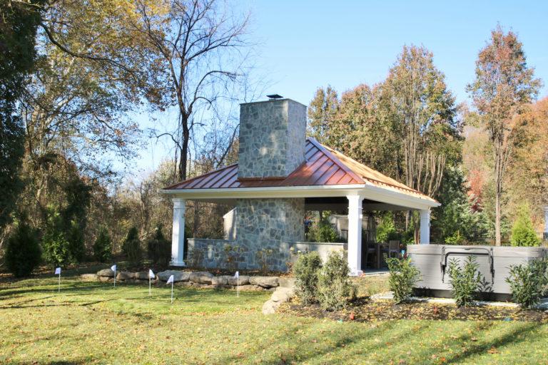 24×24 carbbean pavilion