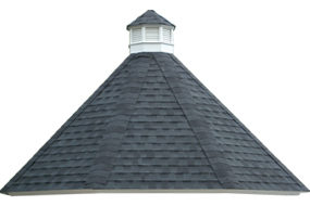 new steeple roof
