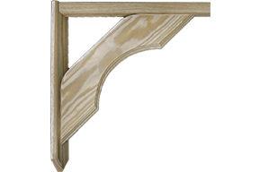 new standard wood brace